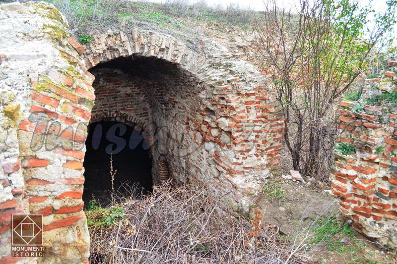 Hrube grote ruine